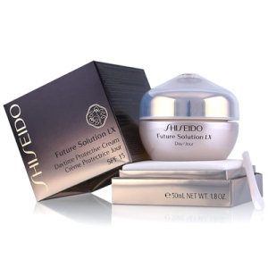 SHISEIDO FUTURE SOLUTION LX DAYTIME PROTECTIVE